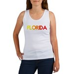 FLORIDA III Women's Tank Top