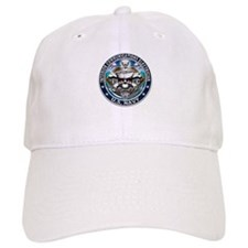 USN Interior Communications E Baseball Cap