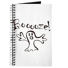 Boooze! Halloween Journal