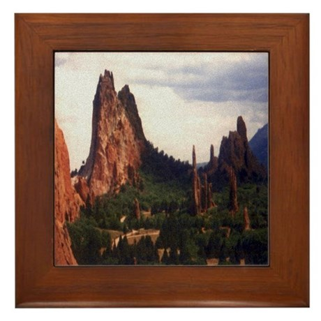 Offroad Majesty Framed Tile