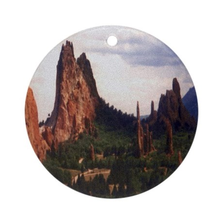 Offroad Majesty Ornament (Round)