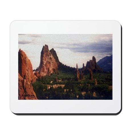 Offroad Majesty Mousepad