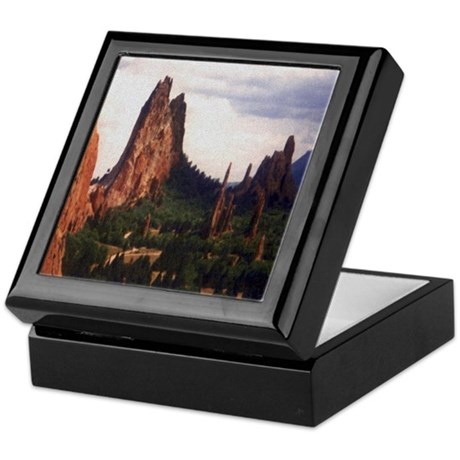 Offroad Majesty Keepsake Box