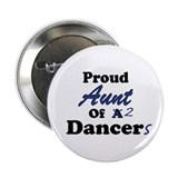 Aunt of 2 Dancers Button