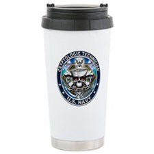 USN Cryptologic Technician Sk Travel Mug