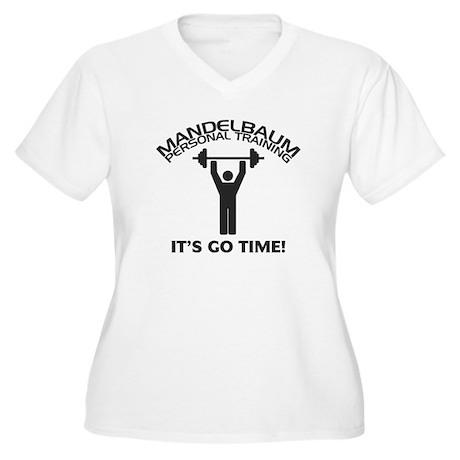 Mandelbaum Personal Training Women's Plus Size V-N