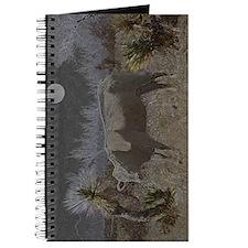"""""""Desert Solitude"""" Journal"""