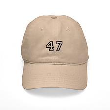 Outline 47 Light Baseball Cap