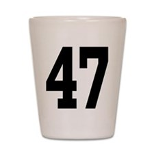 47 Shot Glass