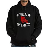 Socal Supermoto Dark Shirt Hoodie