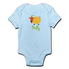 Molly The Capricorn Goat Infant Bodysuit