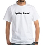 Spelling Rocks Shirt