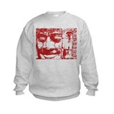 Khmer Stone Face Sweatshirt