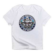 USN Aviation Ordnanceman Skul Infant T-Shirt