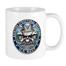 USN Aviation Structural Mecha Mug