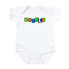 Poodle BLOCKS Infant Bodysuit