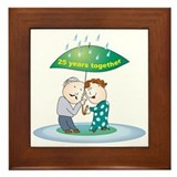 Always Together Framed Tile