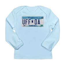 Uffda Long Sleeve Infant T-Shirt