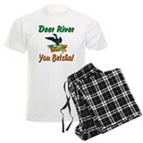 Deer River 'You Betcha' Pajamas