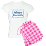 McGregor Minnesnowta Women's Light Pajamas