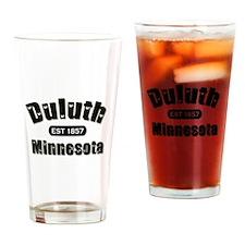 Duluth Established 1857 Drinking Glass