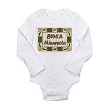 BWCA Loon Long Sleeve Infant Bodysuit