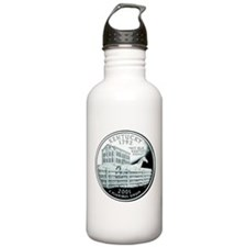 Kentucky Quarter Water Bottle