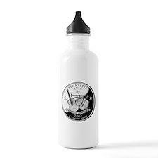 Tennessee Quarter Water Bottle