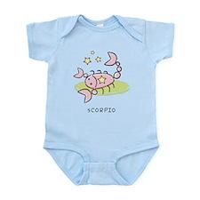 Zodiac Scorpio Infant Bodysuit