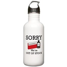 Pharmacy - Out Of Stock Water Bottle