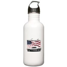 Funny Cars Water Bottle