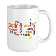 Unique Teachers inspire Mug