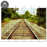 Train Tracks Puzzle