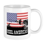 Reel American Fishing Mug