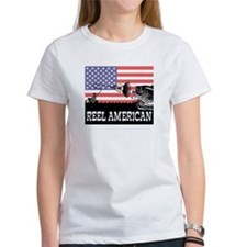 Reel American Fishing Tee