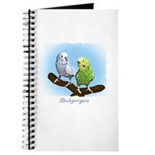 Budgie Pair Journal