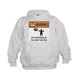 Warning Talk Ron Paul Hoodie