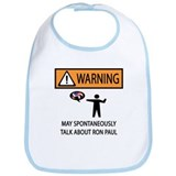 Warning Talk Ron Paul Bib