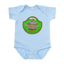 Colorado Beer Label 2 Infant Bodysuit