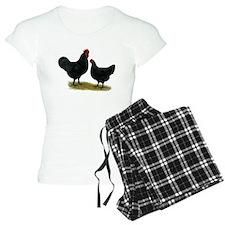 Jersey Black Giants pajamas