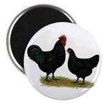 "Jersey Black Giants 2.25"" Magnet (100 pack)"