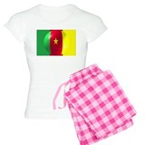 Cameroon Flag With Bubble Pajamas