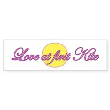 Kites Bumper Sticker