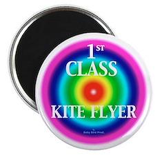 Kite Flyer Magnet