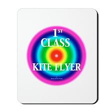 Kite Flyer Mousepad