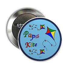 "Papa Kite 2.25"" Button (10 pack)"