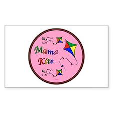 Mama Kite Decal