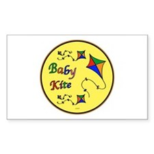 Baby Kite Decal