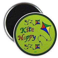 "Kite 2.25"" Magnet (10 pack)"
