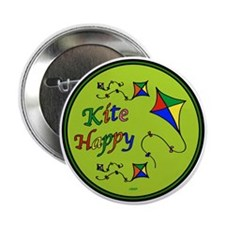 "Kite 2.25"" Button"